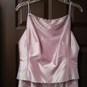 Prom dress or special occasion, iridescent, 10-12